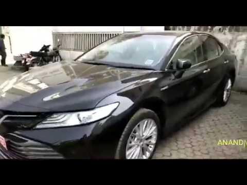 2019 Toyota Camry First look - Mumbai dealer