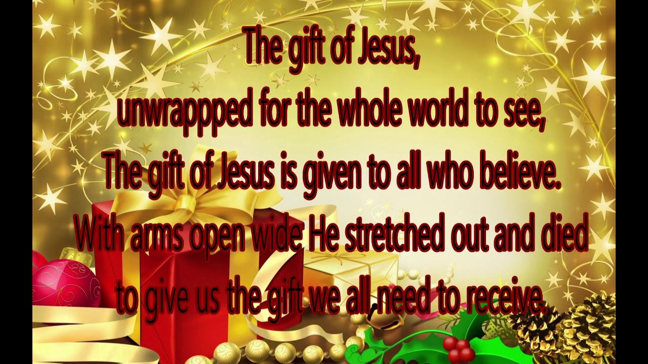 The Gift of Jesus - YouTube