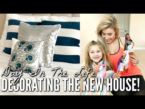 DECORATE WITH ME BEDROOM AND PORCHES   DAY IN THE LIFE MOM OF TWO   Love Meg 2019