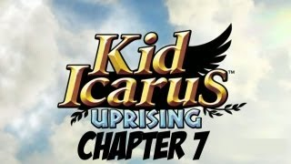 Kid Icarus: Uprising - Chapter 7: The Seafloor Palace