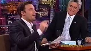 BEN AFFLECK READS 'GiGLi' REVIEWS