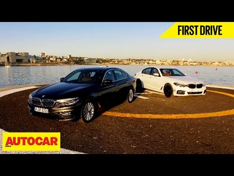 2017 BMW 5-Series | First Drive | Autocar India