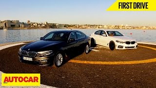 2017 bmw 5 series   first drive   autocar india