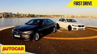 2017 BMW 5-Series | First Drive | Autocar India