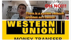 Western Union in Japan - MY BAD EXPERIENCE!