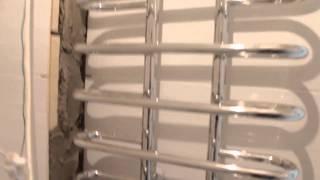 Ремонт в ванной своими руками: завершающий этап. Обзор выбранной сантехники.(Завершающий этап ремонта ванной комнаты, который делался своими руками, без помощи профессиональных строи..., 2014-05-05T11:48:31.000Z)