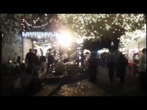 Georgetown, Texas, Christmas Stroll 2012 - YouTube