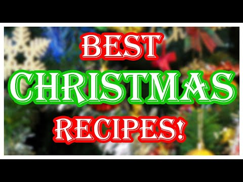 The Best Christmas Recipes! 24/7 Live Stream Featuring Anna Olson