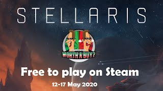 Stellaris Free Weekend - Time to revisit