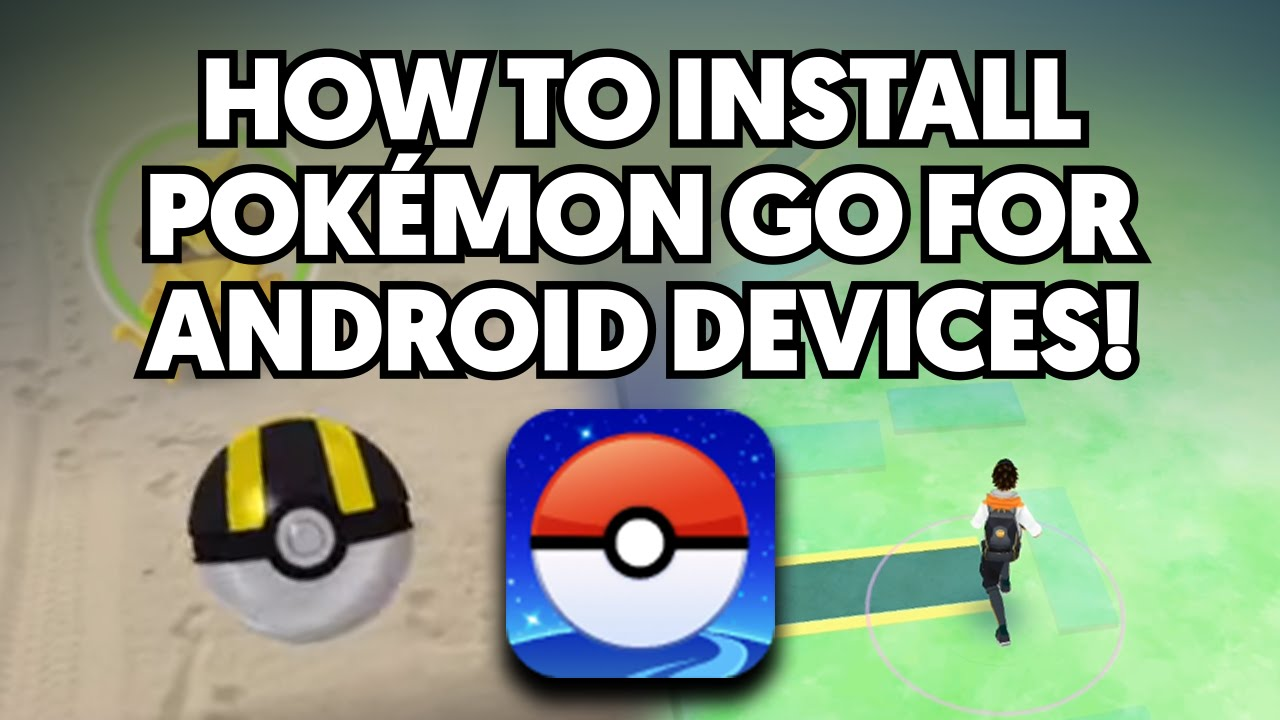 Download Pokémon GO for Android iPhone