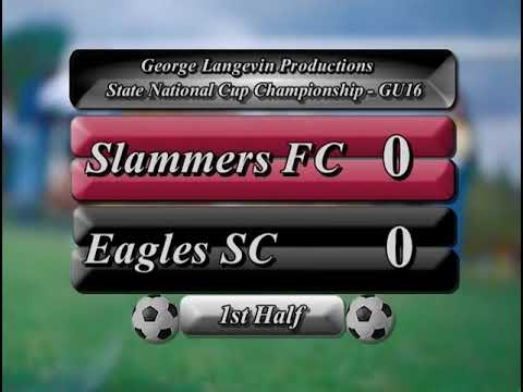 2009 05 17 SLAMMERS FC  2  EAGLES SC  1  GU16 STATE NATIONAL CUP FINALS GK