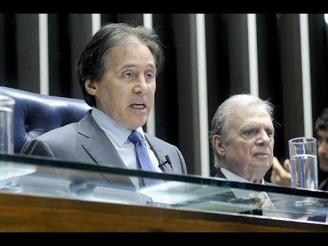 Segurança pública requer política integrada de combate à violência, reafirma Eunício