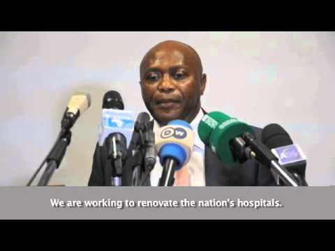 Minister of Health Discusses Renovations for the Nation's Hospitals