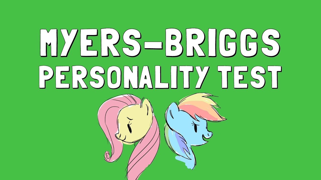 Intro To The Myers Briggs Personality Test