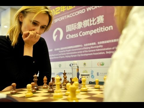 2012 - World Mind Games Chess - Day 4