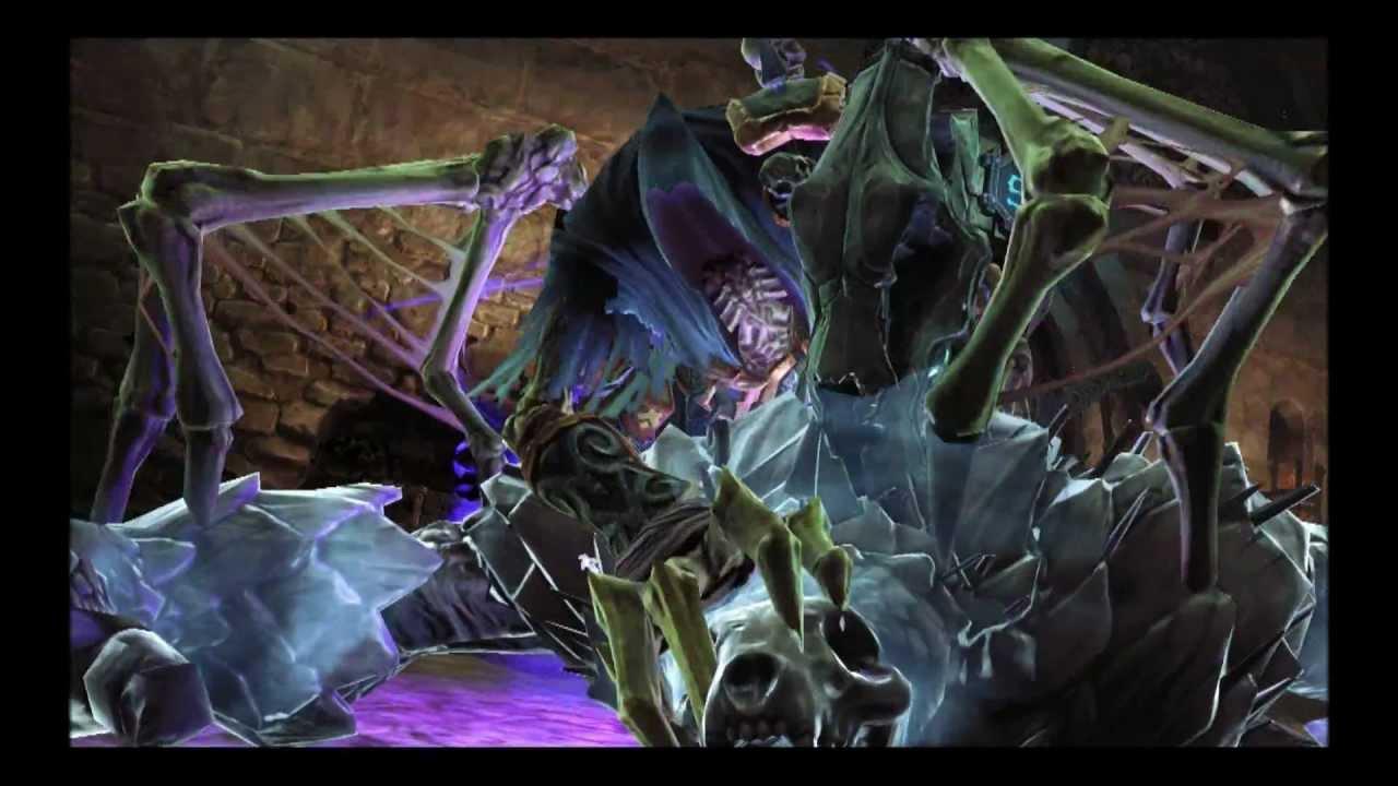 Total War Warhammer Wallpaper Hd Darksiders 2 The Executioner Youtube
