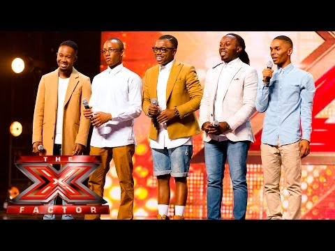 There's no holding back Bekln | Auditions Week 3 | The X Factor UK 2015
