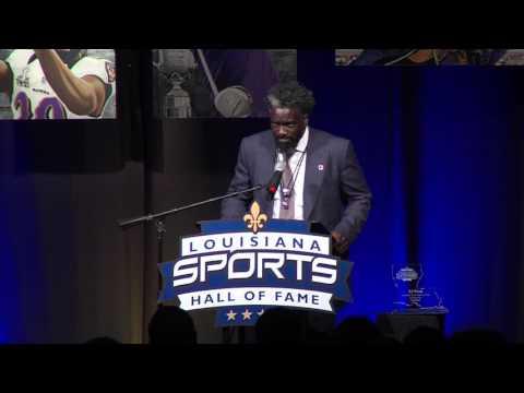 2017 Louisiana Sports Hall of Fame - Ed Reed