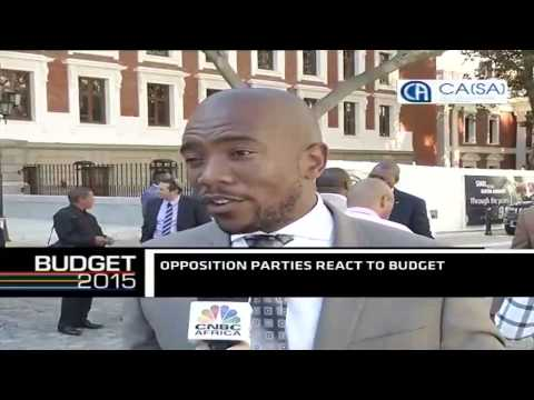 Opposition's reaction to budget