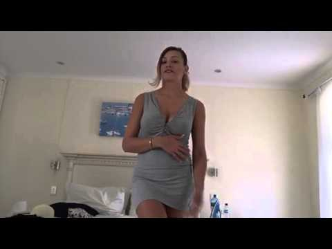 Grey mini dress ! from YouTube · Duration:  55 seconds