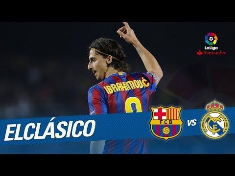 ElClásico - Resumen De FC Barcelona Vs Real Madrid (1-0) 2009/2010