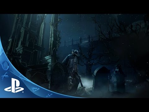 Bloodborne New Gameplay World Premiere   The Game Awards 2014   PS4