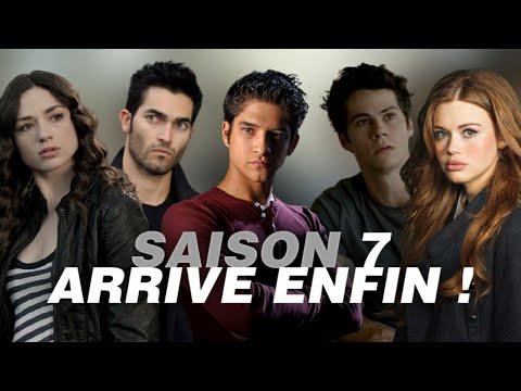Download LA SAISON 7 DE TEEN WOLF ARRIVE ENFIN !