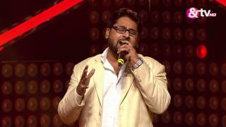 Video Sona Vakil - Thayya Thayya | The Blind Auditions | The Voice India 2 download MP3, 3GP, MP4, WEBM, AVI, FLV April 2018