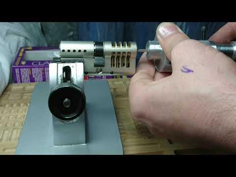 Взлом отмычками Mul-T-Lock   Multlock classic PRO ()