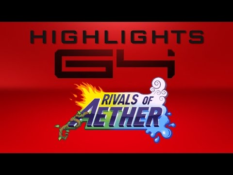Genesis 4 - Rivals Of Aether Highlights