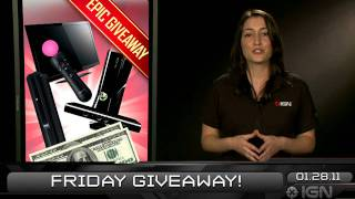 Nintendo 3DS eShop & Win Over $2,000 In Prizes - IGN Daily Fix, 1.28