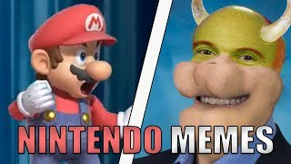 Nintendo Meme Collection #1 (Nintendo Meme Compilation)