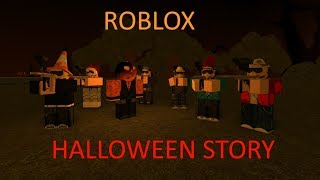 Reddit ROBLOX Halloween Histoire