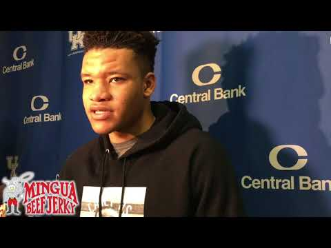 Kevin Knox post Mississippi State