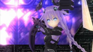 CGRundertow HYPERDIMENSION NEPTUNIA for PlayStation 3 Video Game Review