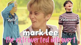 Mark Lee is the most extroverted introvert ever