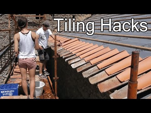 DIY ROOF:  HOW TO FAKE A TRADITIONAL ROOF