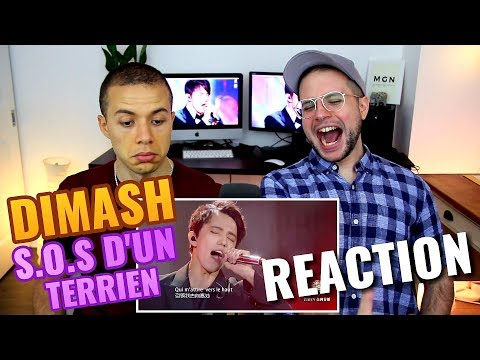 BROTHER REACTS to Dimash Kudaibergen - S.O.S Dun Terrien/A Souls Plea for Help | The Singer