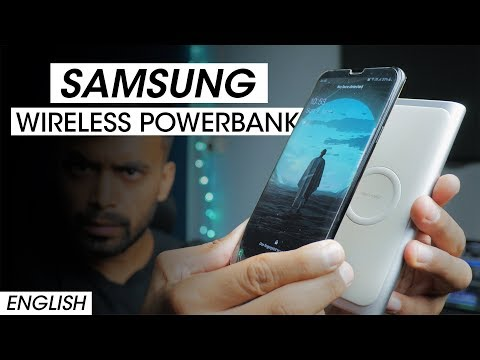 Samsung Wireless Powerbank Review 10000 mAh | Watch before you buy