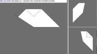 Мордочка кошки из бумаги