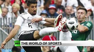 Stunner: Germany Loses to Mexico in World Cup opener