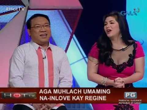 HOT TV: Regine, nag-react sa pag-amin ni Aga na umibig ito sa kanya noon