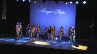 MAGIC STEPS ΣΤΕΚΙ ΝΕΩΝ ΑΓ. ΑΝΑΡΓΥΡΩΝ ΒΟΛΟΥ  εκδηλωση τελους μαθηματων 2012 13 2)
