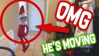 ... top 5 - elf on the shelf caught camera#elfontheshelf #elf #elfontheshelfcaug...
