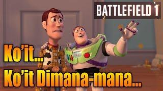 Battlefield 1 (1) Prajurit-Prajurit Sentolop Meng(di)gempur!! Wkwkwk