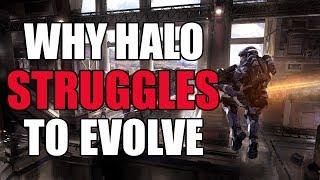 Why Halo Struggles to Evolve