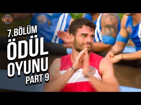 Ödül Oyunu 9. Part | 7. Bölüm | Survivor Türkiye - Yunanistan