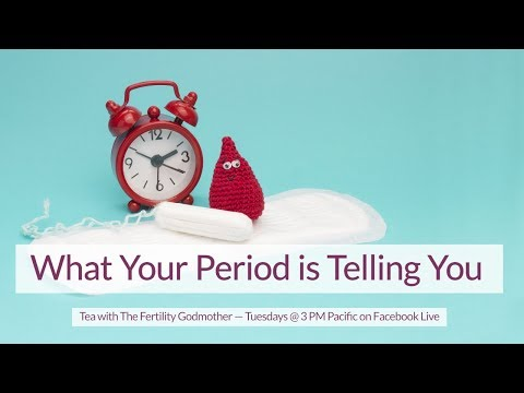 What Your Period Is Telling You About Your Pregnancy Potential
