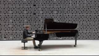Bela Bartok etudes opus 18