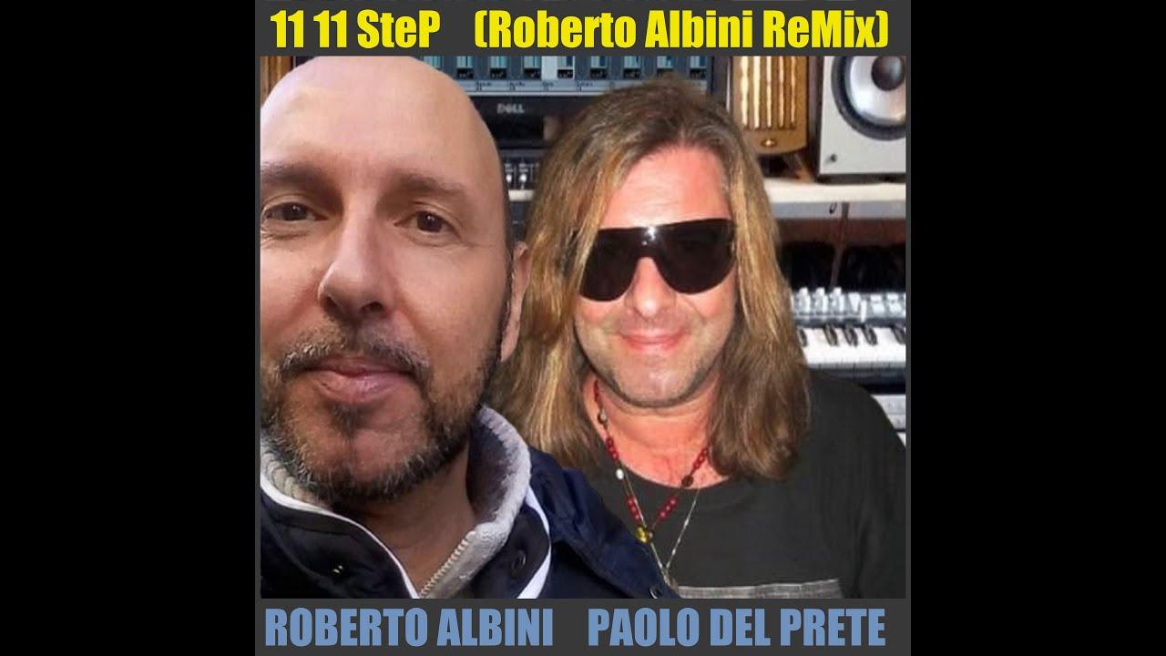 PAOLO DEL PRETE - 11:11 STEP (ROBERTO ALBINI REMIX) PROMO SNIPPET